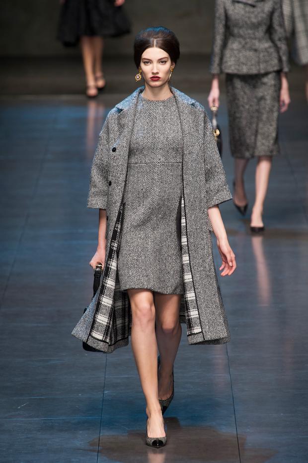 Dolce&Gabbana, Autumn-Winter 2014