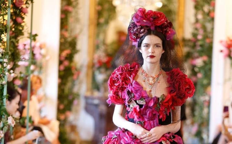 Dolce&Gabbana Alta Moda, Spring/Summer 2014