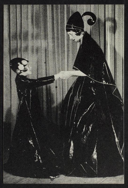 Jeanne Lanvin con la figlia Marguerite Marie-Blanche