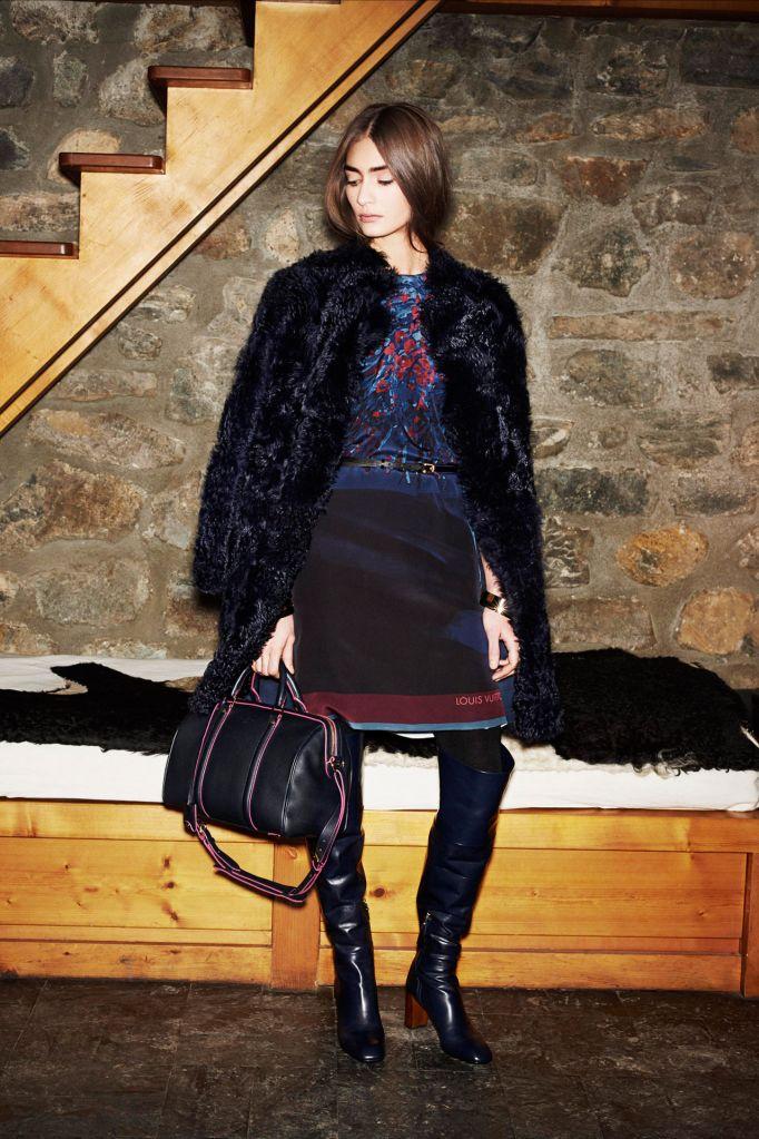 Louis Vuitton, Pre-Fall 2014