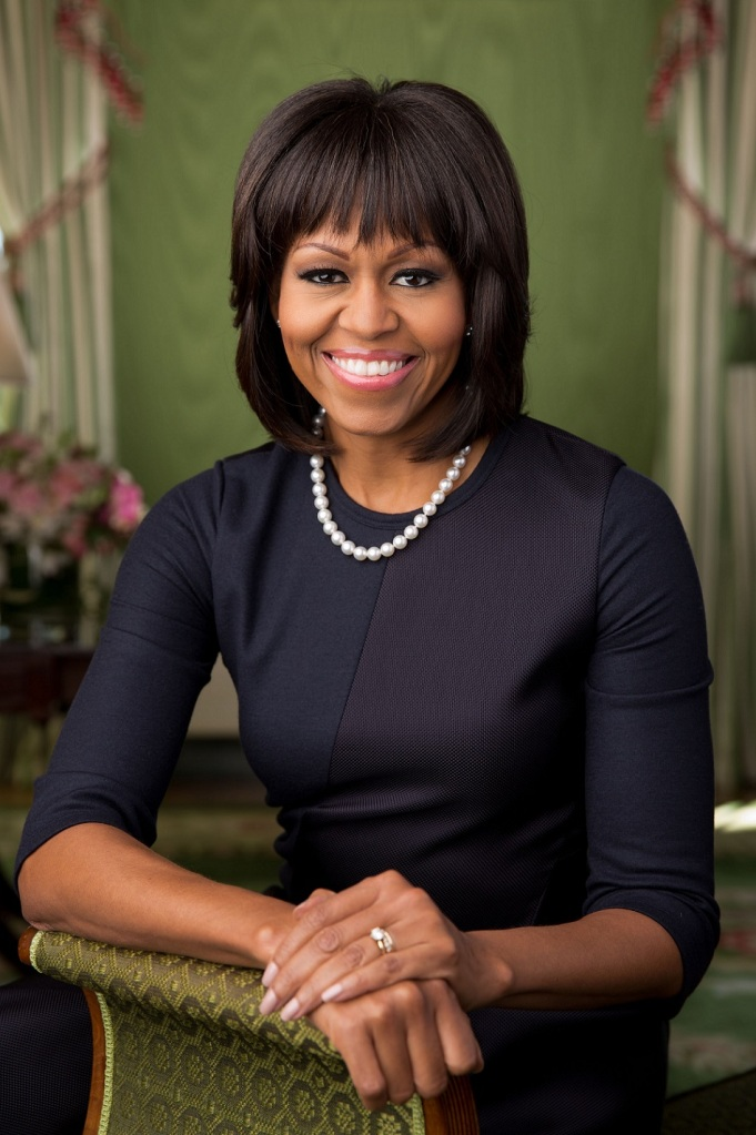 Michelle Obama 2013, Photo by Chuck Kennedy , (Getty Images)