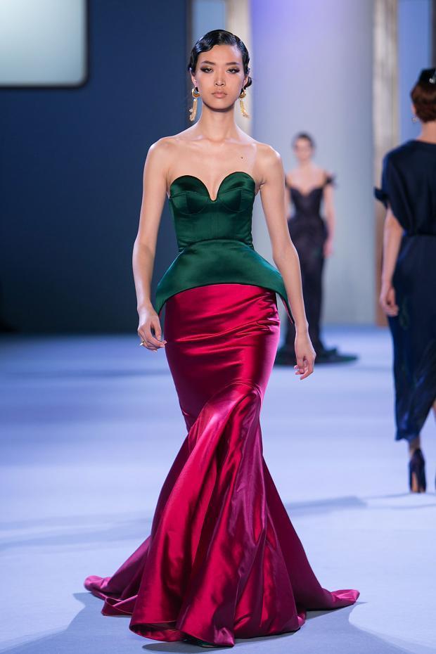 Ulyana Sergeenko couture, Spring/Summer 2014