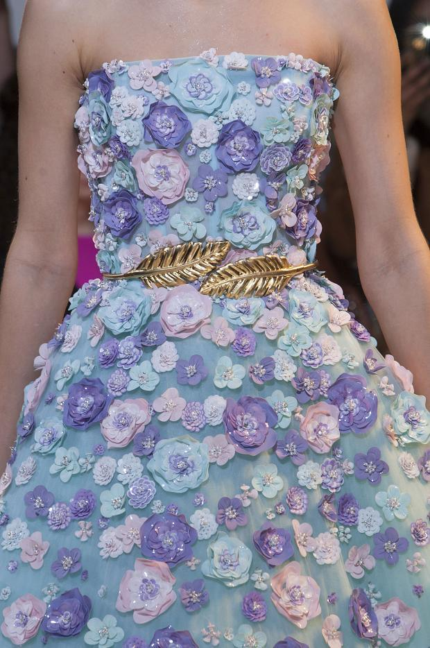 Zuhair Murad Haute Couture Spring/Summer 2014