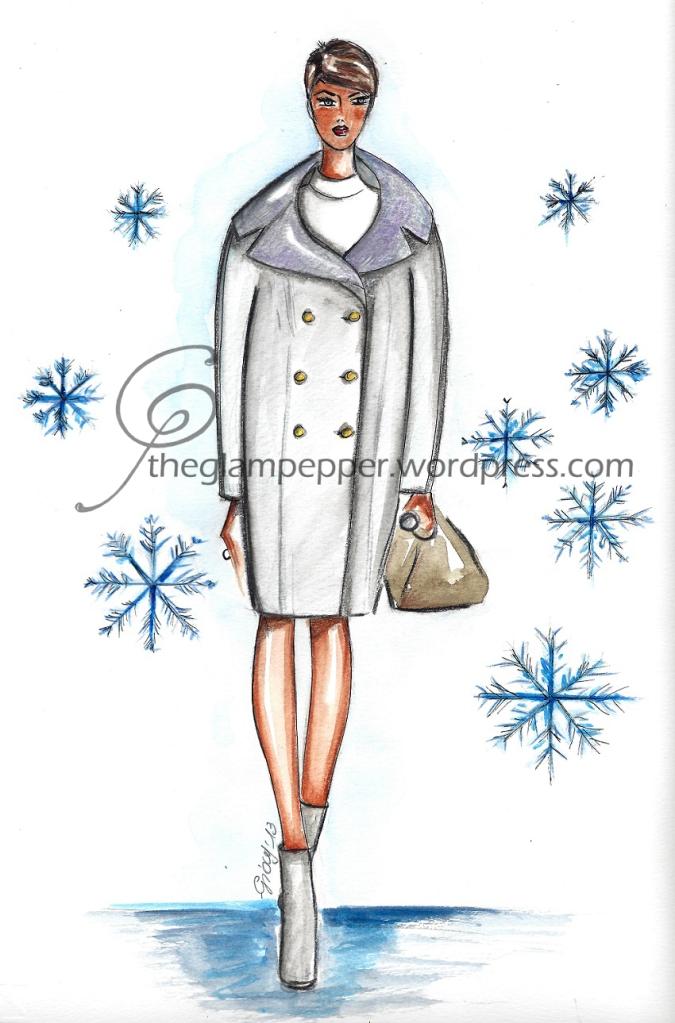Sketch Céline Autumn/Winter 2013/14